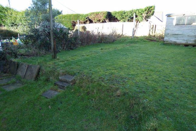 Garden of Buctor Park, Tavistock PL19