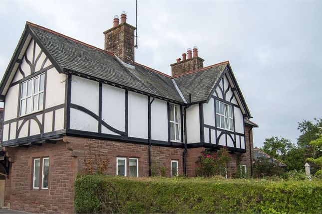 Thumbnail Detached house for sale in Holmrook, Holmrook, Cumbria