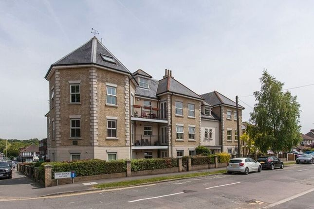 Thumbnail Flat for sale in Park Grange, Manor Road