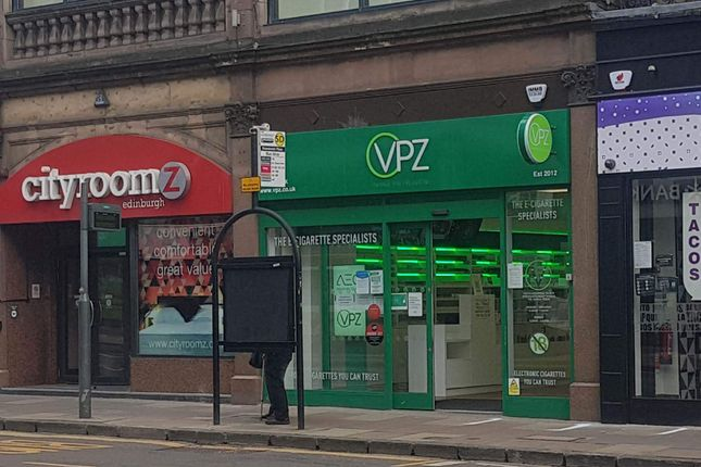 Thumbnail Retail premises for sale in Shandwick Place, West End, Edinburgh