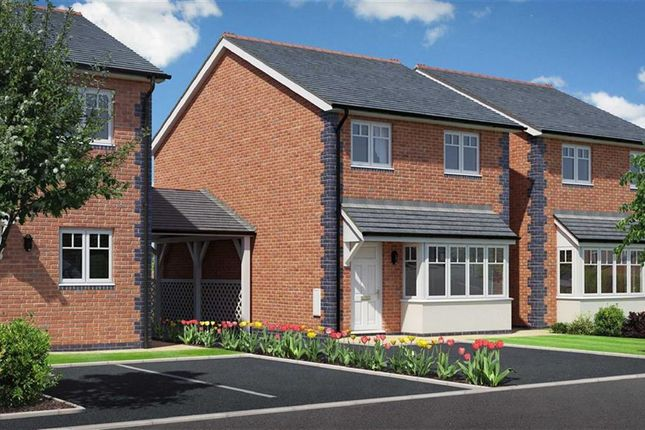 Thumbnail Detached house for sale in Plot 2, Heritage Green, Forden, Welshpool, Powys