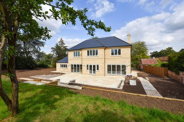 Thumbnail Detached house for sale in Main Street, Whissendine, Oakham
