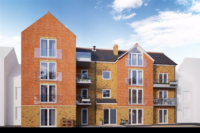 2 bed flat for sale in St. Marys Road, Broadstairs, Kent CT10