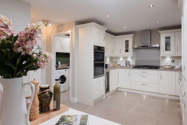 "Kitchen Diner of ""Winstone"" at Harland Way, Cottingham HU16"