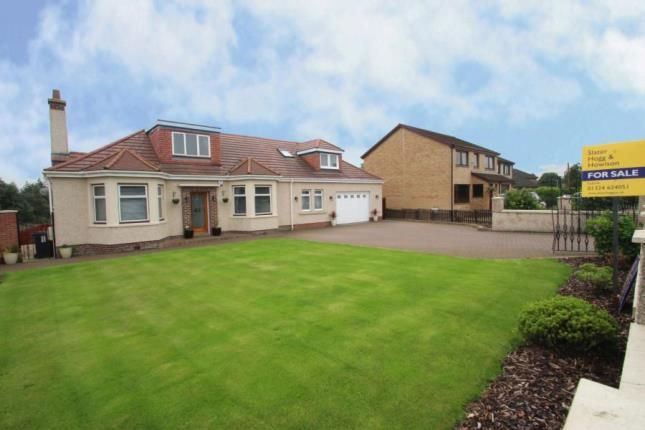 Thumbnail Detached house for sale in Carronshore Road, Carron, Falkirk, Stirlingshire