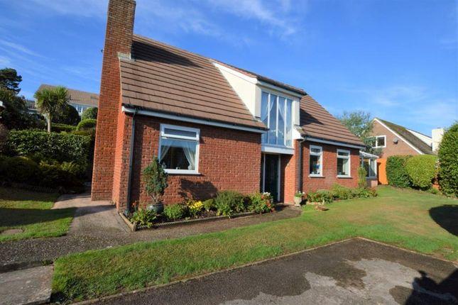 Thumbnail Detached bungalow for sale in The Saltings, Shaldon, Devon