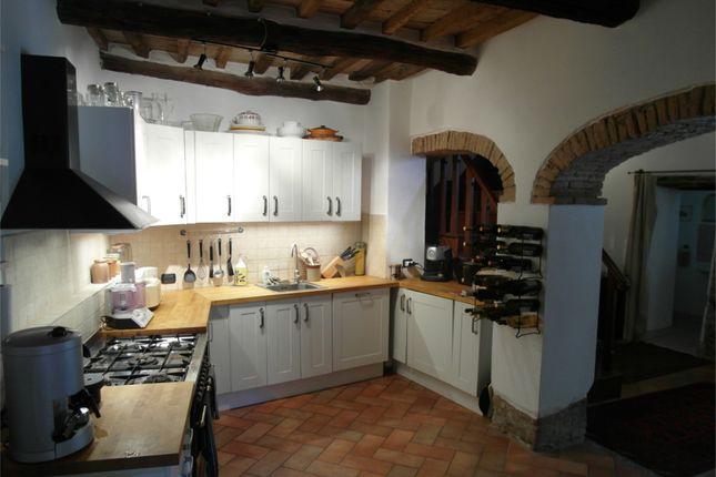 Kitchen of Monteloro, Anghiari, Arezzo, Tuscany, Italy