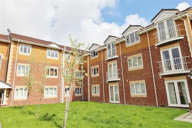Thumbnail Flat to rent in The Quays, Burscough