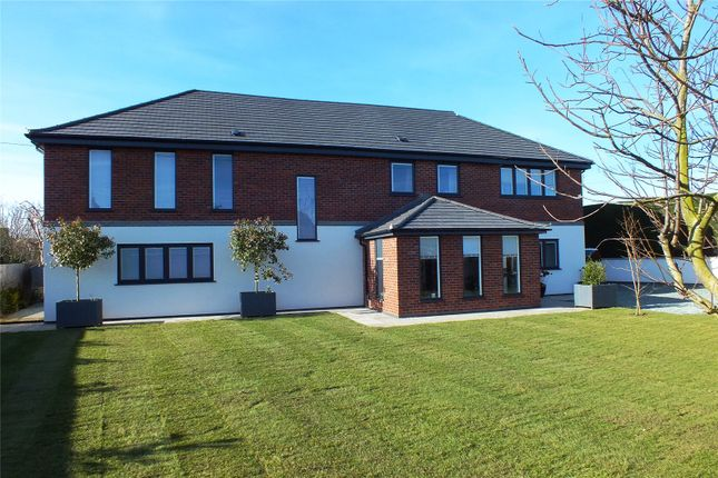 Thumbnail Detached house for sale in Weston Road, Bretforton, Evesham, Worcestershire