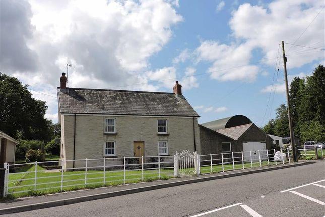 Thumbnail Farm for sale in Neath Road, Pontardawe, Swansea