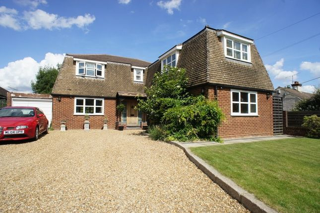 Thumbnail Detached house for sale in Hollywood Lane, Rochester, Kent