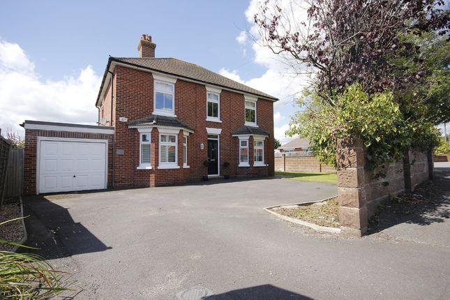 Thumbnail Detached house for sale in Hunts Pond Road, Park Gate, Southampton