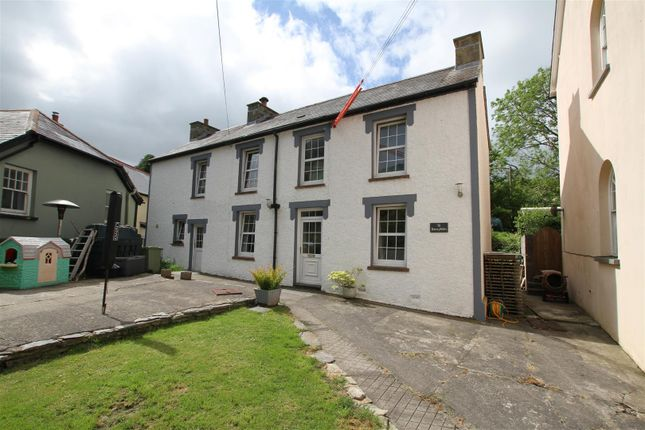 Thumbnail Detached house for sale in Banc Y Felin, Llangrannog, Llandysul