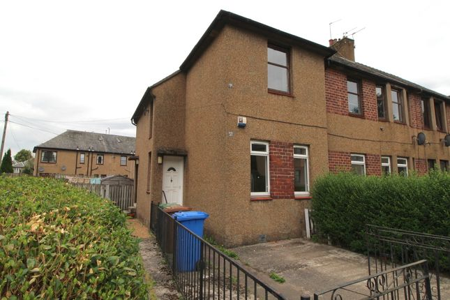 Thumbnail Flat to rent in Dryburgh Avenue, Denny, Falkirk