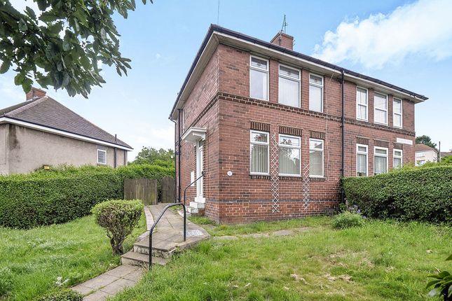 Thumbnail Semi-detached house to rent in Kilvington Road, Sheffield