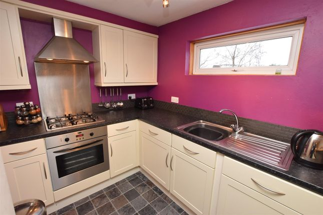 Thumbnail Terraced house for sale in Pitcullen Gardens, Perth