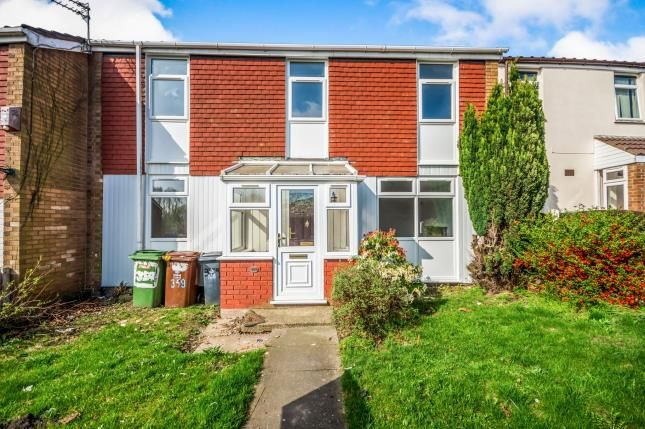 Thumbnail Terraced house for sale in Harden Road, Leamore, Walsall, West Midlands