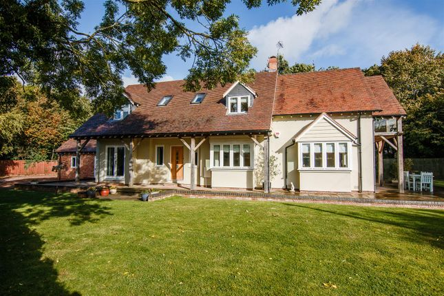 Thumbnail Detached house for sale in Pulley Lane, Newland, Droitwich Spa, Worcestershire