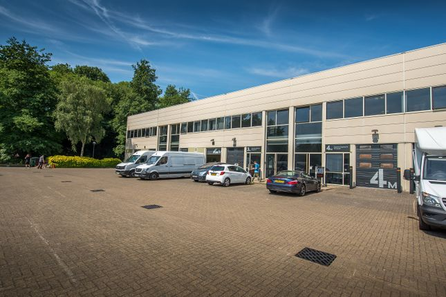 Thumbnail Light industrial to let in Woodshots Meadow, Croxley Park, Watford
