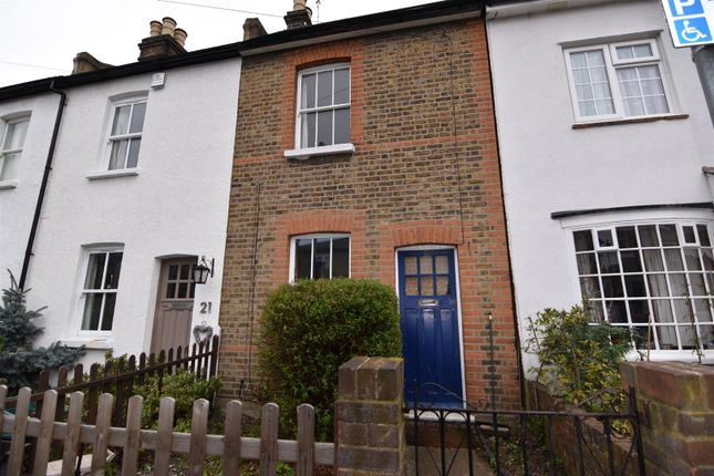 Thumbnail Terraced house to rent in Bearfield Road, Kingston Upon Thames