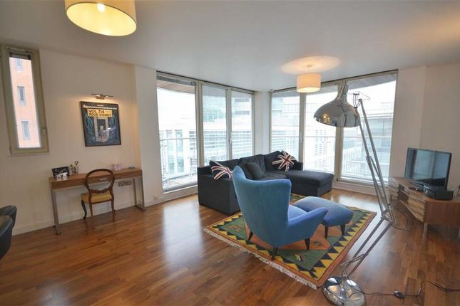 Thumbnail Flat to rent in Leftbank 12, Spinningfields, Manchester