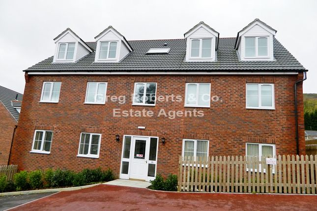 Thumbnail Flat for sale in Pidwelt Rise, Pontlottyn, Caerphilly County
