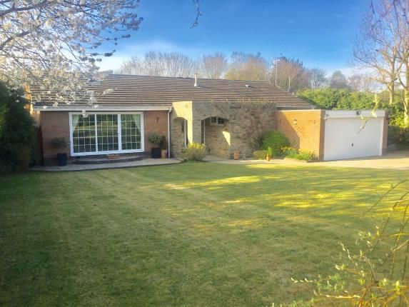 Thumbnail Bungalow for sale in Collingwood Crescent, Ponteland, Newcastle Upon Tyne, Northumberland