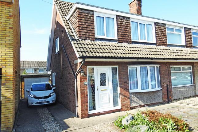 Thumbnail Semi-detached house to rent in Ridgestone Avenue, Bilton