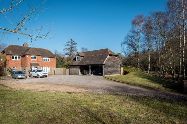 Thumbnail Country house for sale in Maresfield Park, Maresfield, Uckfield