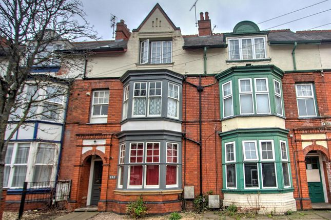 Thumbnail 8 bed property for sale in Fosse Road South, Leicester