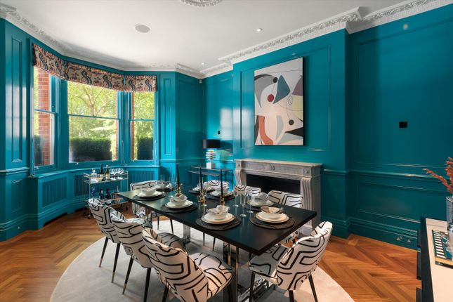 Thumbnail Terraced house to rent in Tedworth Square, Chelsea, London