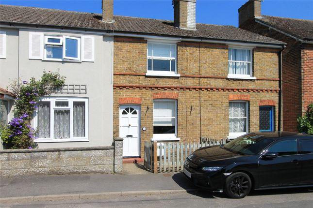 2 bed terraced house for sale in Leonard Avenue, Otford, Sevenoaks, Kent TN14