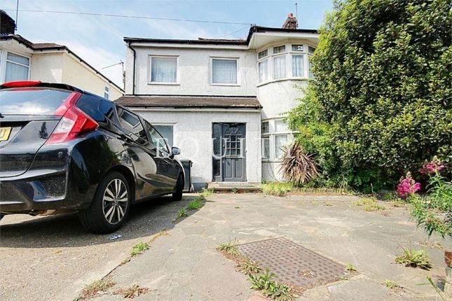 Thumbnail Semi-detached house to rent in Nightingale Road, London