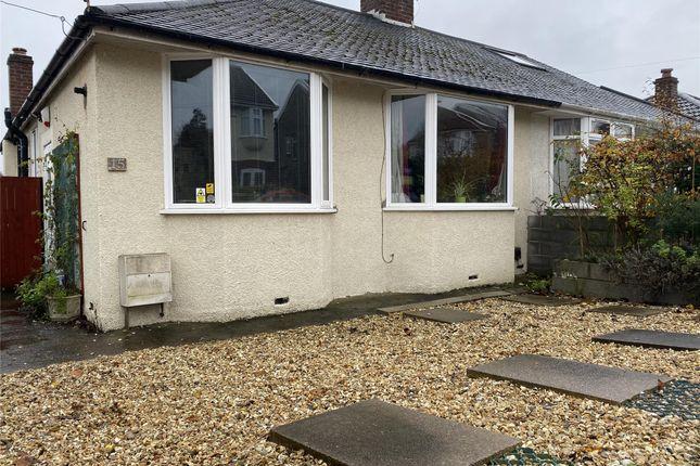 Thumbnail Semi-detached bungalow for sale in Lambrook Road, Bristol