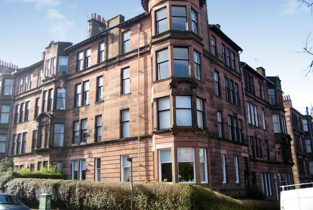 Thumbnail Flat to rent in Queensborough Gardens, Hyndland, Glasgow