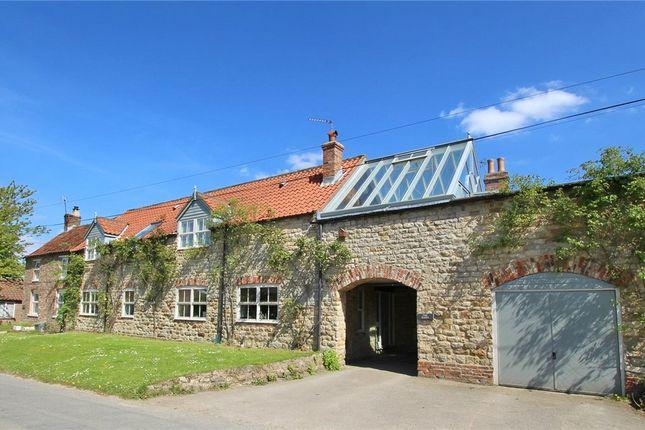 Thumbnail Semi-detached house for sale in Burythorpe, Malton, North Yorkshire