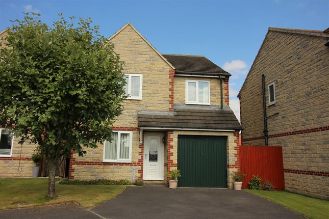 Thumbnail Detached house for sale in Foxglove Close, Newton Aycliffe