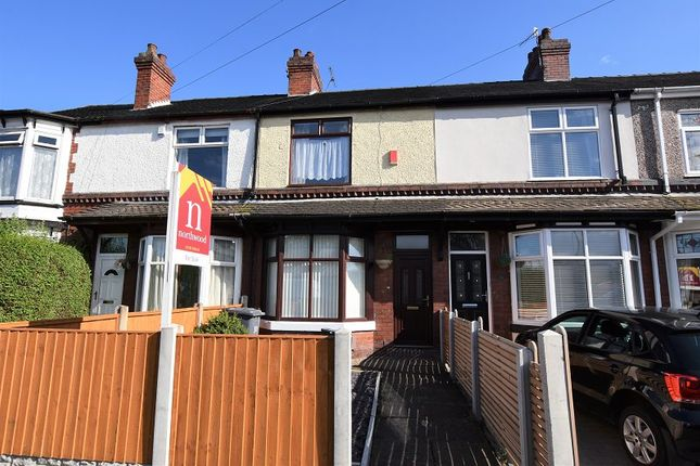 Thumbnail Town house for sale in Pitgreen Lane, Wolstanton, Newcastle Under Lyme