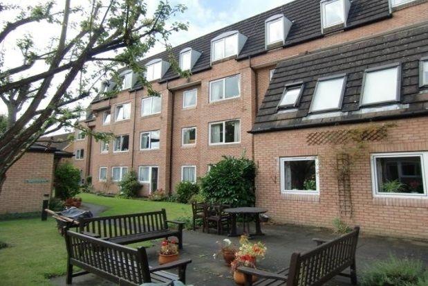 Thumbnail Flat to rent in Mount Hermon Road, Hook Heath, Woking