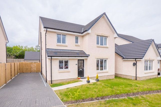Thumbnail Detached house to rent in Castell Maynes Crescent, Bonnyrigg