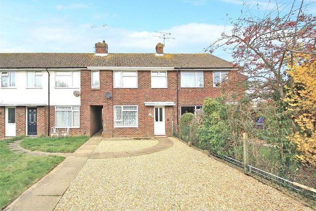Thumbnail Terraced house for sale in Chesterfield Road, Goring By Sea, Worthing