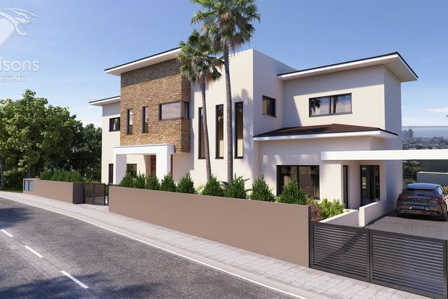Thumbnail Villa for sale in Green Area, Germasogeia, Limassol, Cyprus