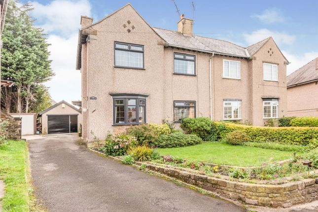 Thumbnail Semi-detached house for sale in Bullroyd Avenue, Bradford