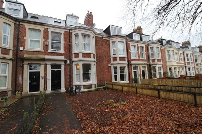 Thumbnail Terraced house to rent in St Georges Terrace, Jesmond, Newcastle Upon Tyne