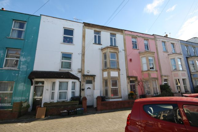Thumbnail Terraced house to rent in Milford Street, Southville, Bristol