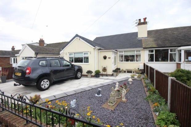 2 bed bungalow for sale in Links Road, Poulton Le Fylde