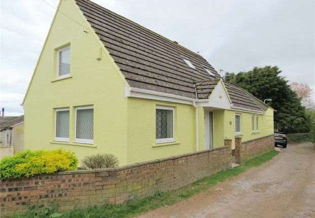 Thumbnail Detached bungalow for sale in The Retreat, Midtown, High Harrington, Workington