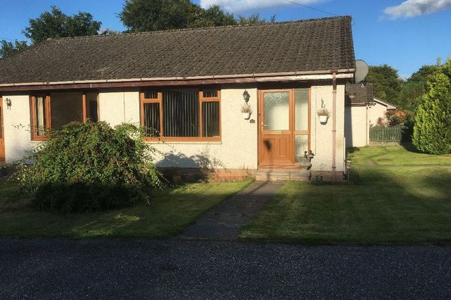 Thumbnail Semi-detached bungalow for sale in Braeface Park, Alness