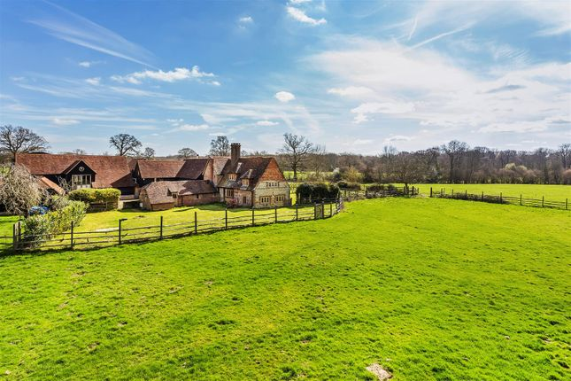Thumbnail Property for sale in New Road, Wormley, Godalming