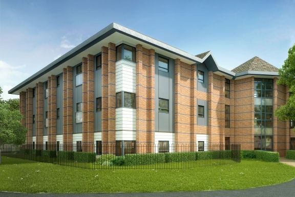 Thumbnail Flat to rent in Slough
